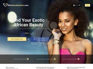 Afrointroduction dating website