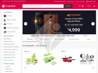 db14f54bb38 How to create a website like snapdeal for free - Snapdeal clone