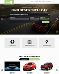 iTech Car Rental Script