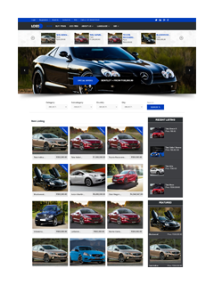 iTech Car Classifieds Script