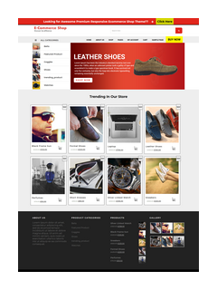 VW E-commerce Shop