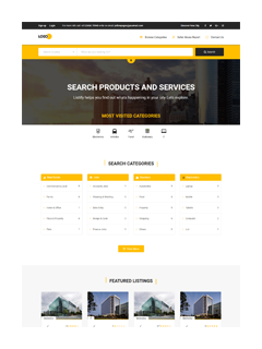 iTech Yellow Pages Script